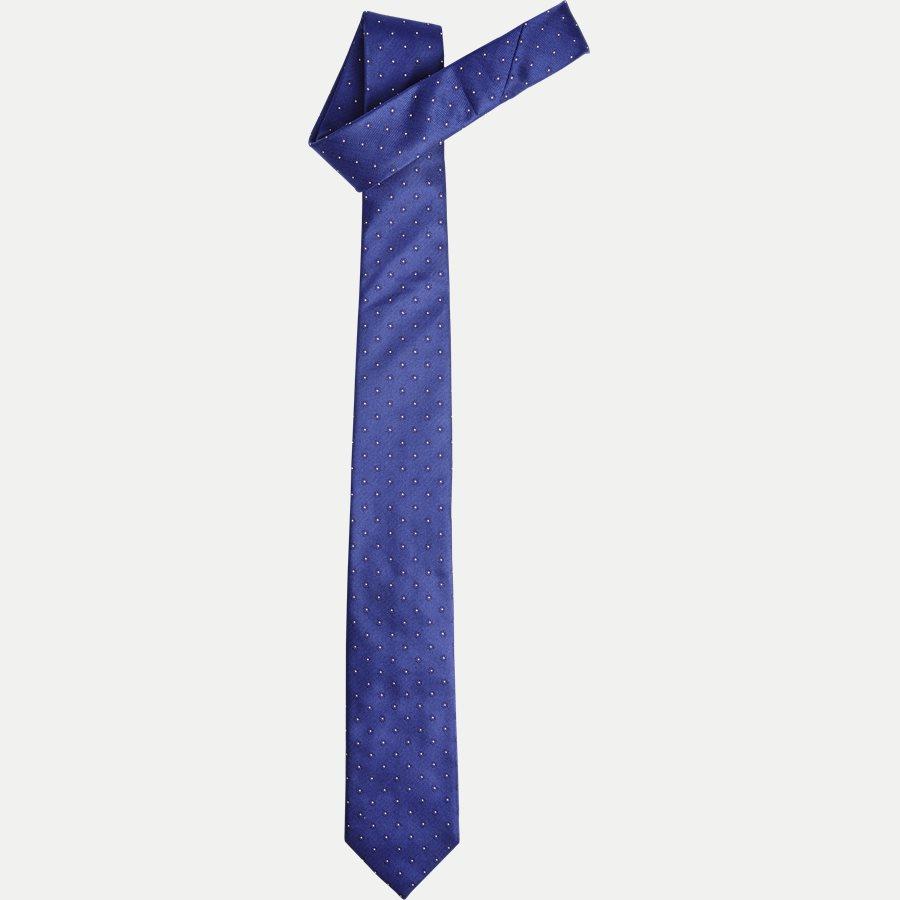 T109 - Krawatten - BLÅ - 1