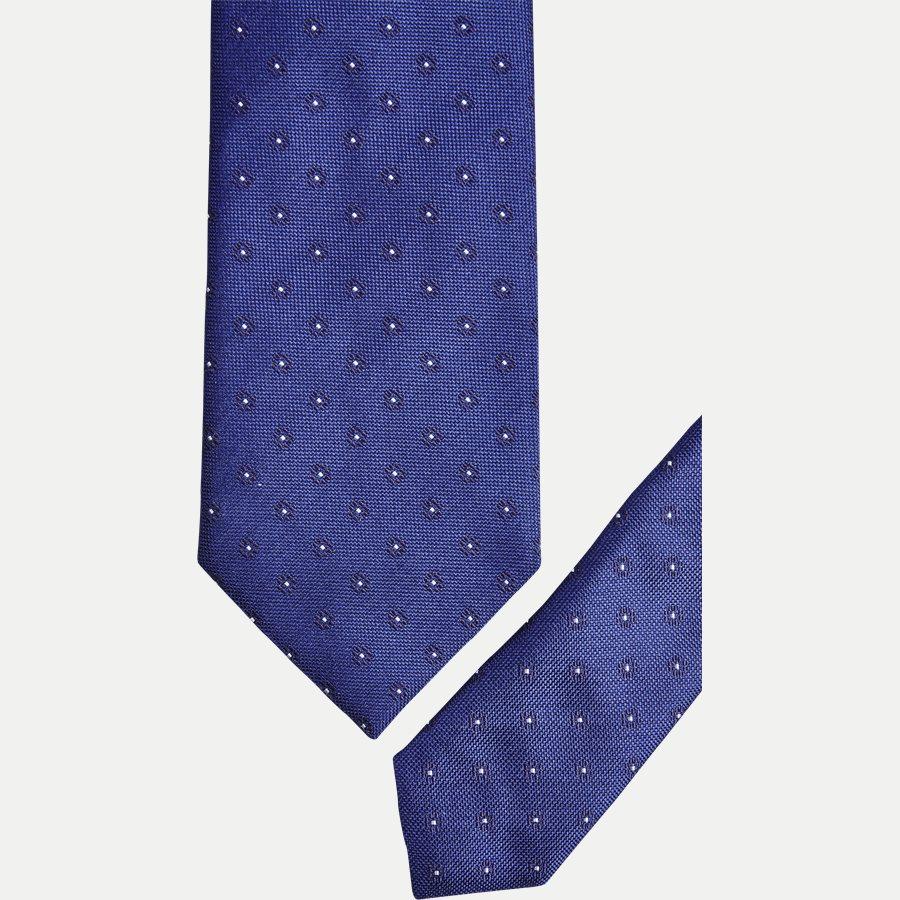 T109 - Krawatten - BLÅ - 2