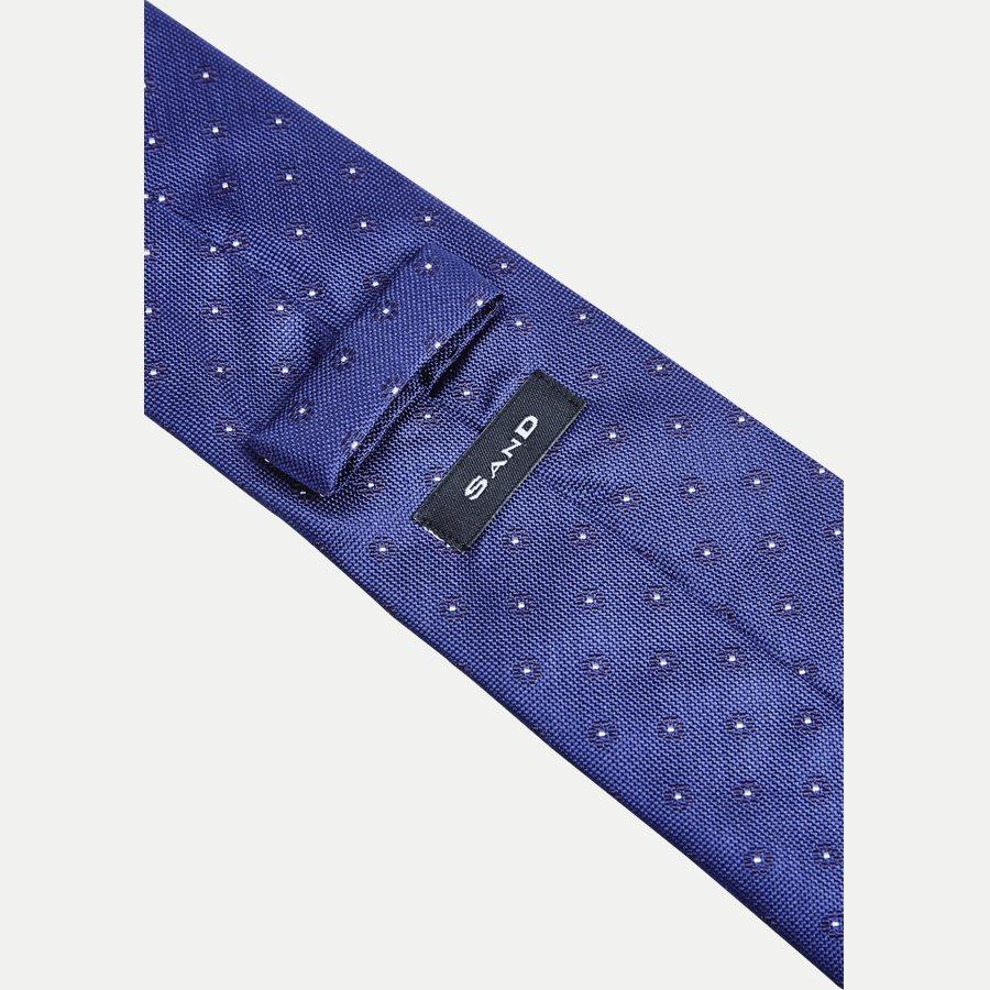 T109 - Krawatten - BLÅ - 3