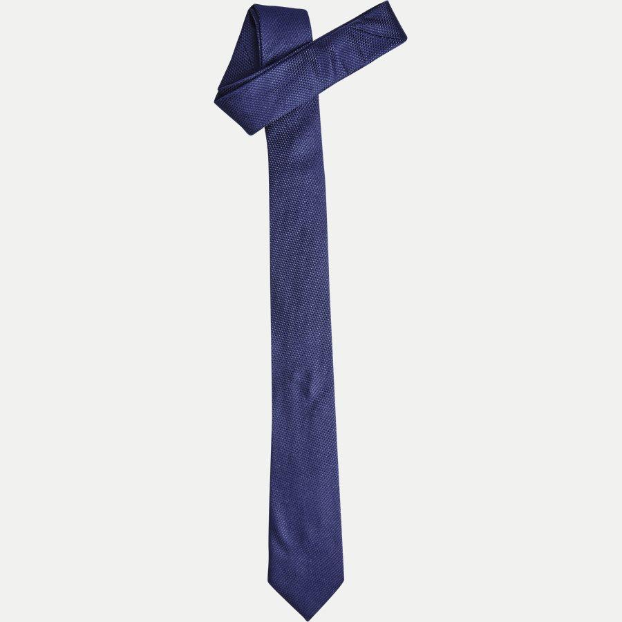 T119 - Krawatten - BLÅ - 1