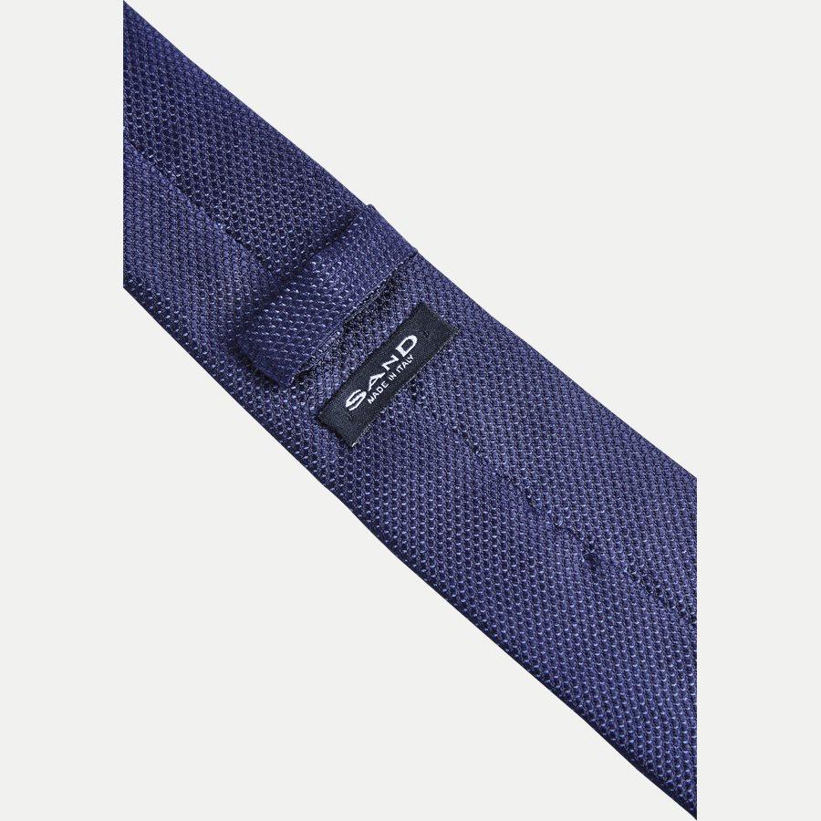 T119 - Krawatten - BLÅ - 3