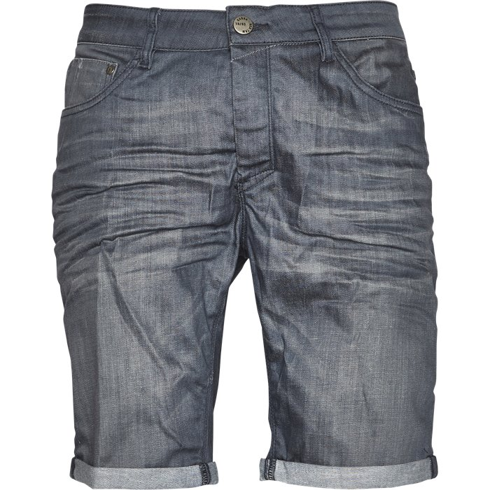 Shorts - Regular slim fit - Denim