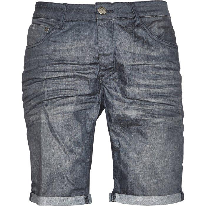 JASON 3/4 RS0703 Shorts - Shorts - Regular slim fit - Denim