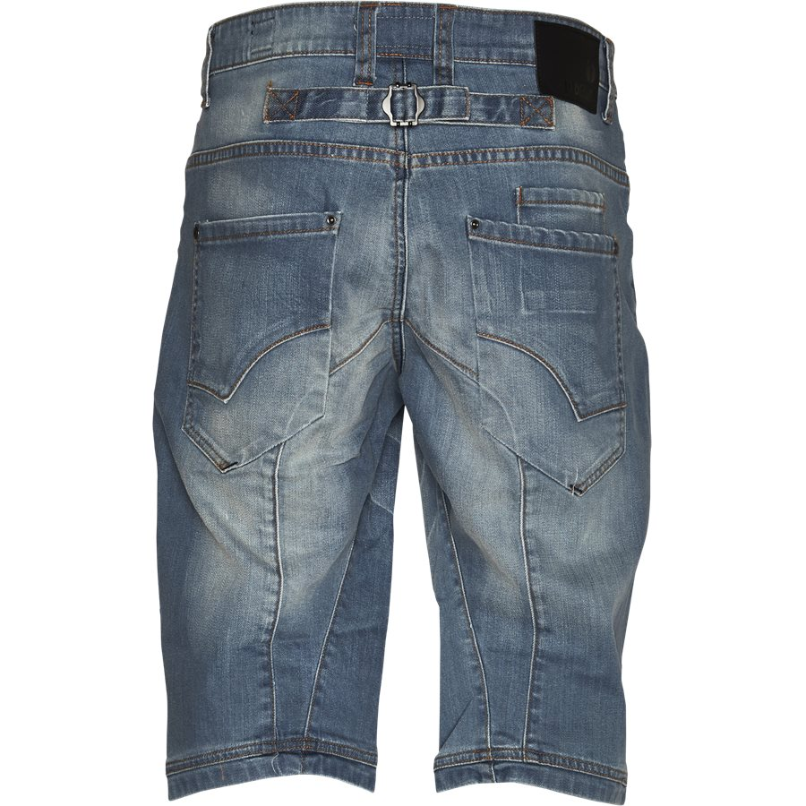 BAGGY TWO 74182 J26 - BAGGY TWO 74182 J26 Shorts - Shorts - Regular - DENIM - 2