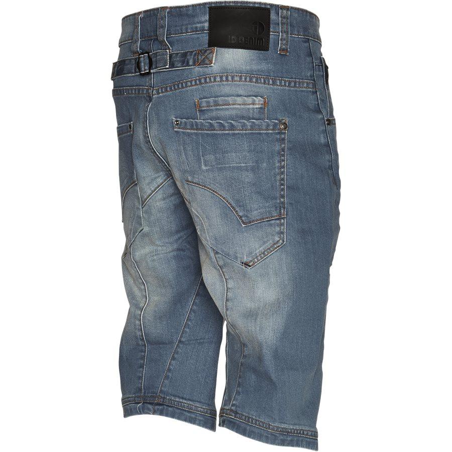 BAGGY TWO 74182 J26 - BAGGY TWO 74182 J26 Shorts - Shorts - Regular - DENIM - 3