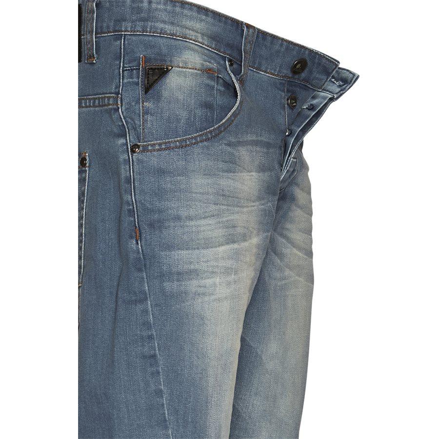 BAGGY TWO 74182 J26 - BAGGY TWO 74182 J26 Shorts - Shorts - Regular - DENIM - 4