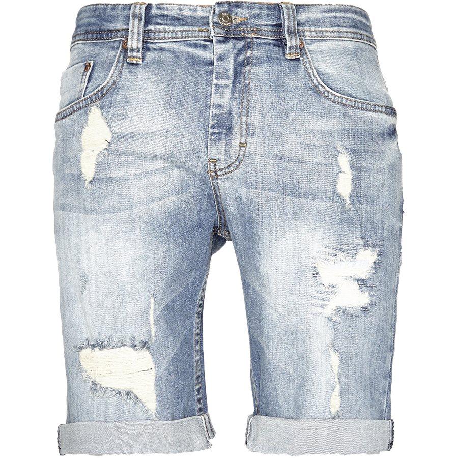 HEAVEN BLUE MIKE SHORTS - HEAVEN BLUE MIKE Shorts - Shorts - Regular - DENIM - 1