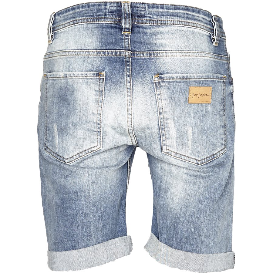 HEAVEN BLUE MIKE SHORTS - HEAVEN BLUE MIKE Shorts - Shorts - Regular - DENIM - 2