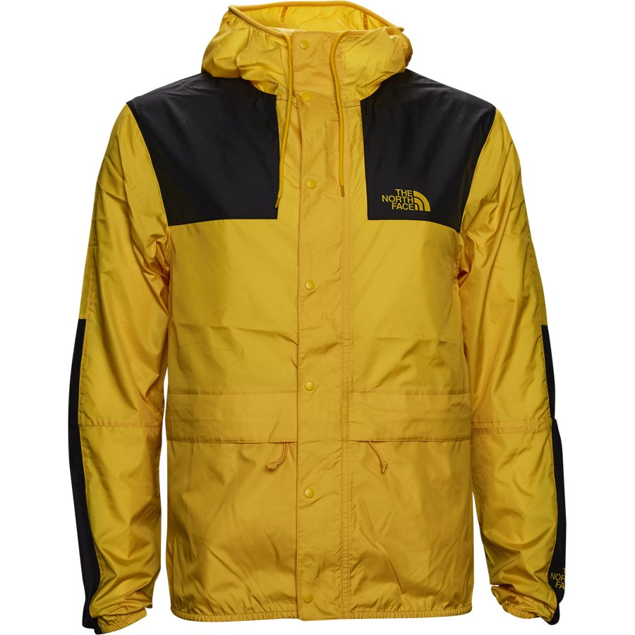 54ec1014 Exceptionel 1985 MOUNTAIN SEASONAL Jakker GUL from The North Face 499 DKK  ZV61