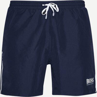 Regular | Shorts | Blau