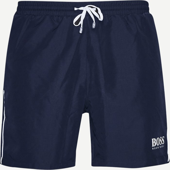 Starfish Badeshorts - Shorts - Regular - Blå