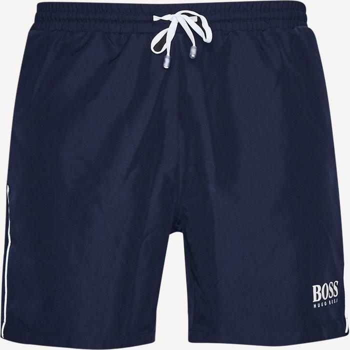 Starfish Badeshorts - Shorts - Regular - Blå