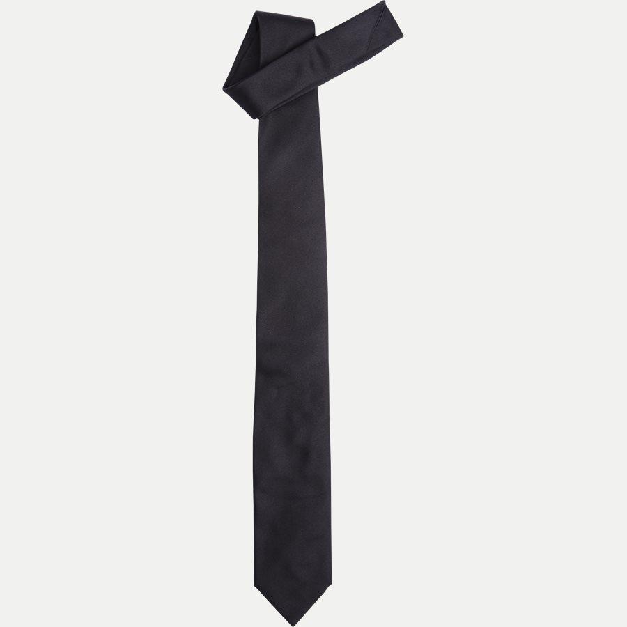 50307915 - Krawatten - SORT - 1
