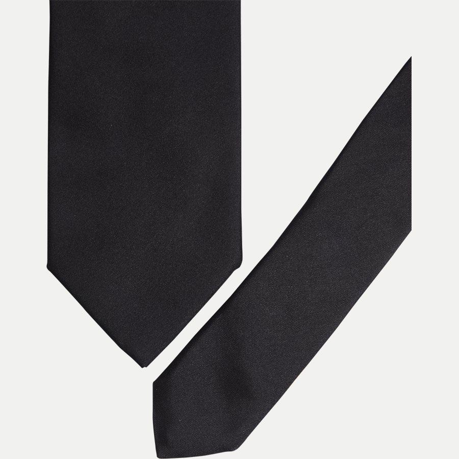 50307915 - Krawatten - SORT - 2