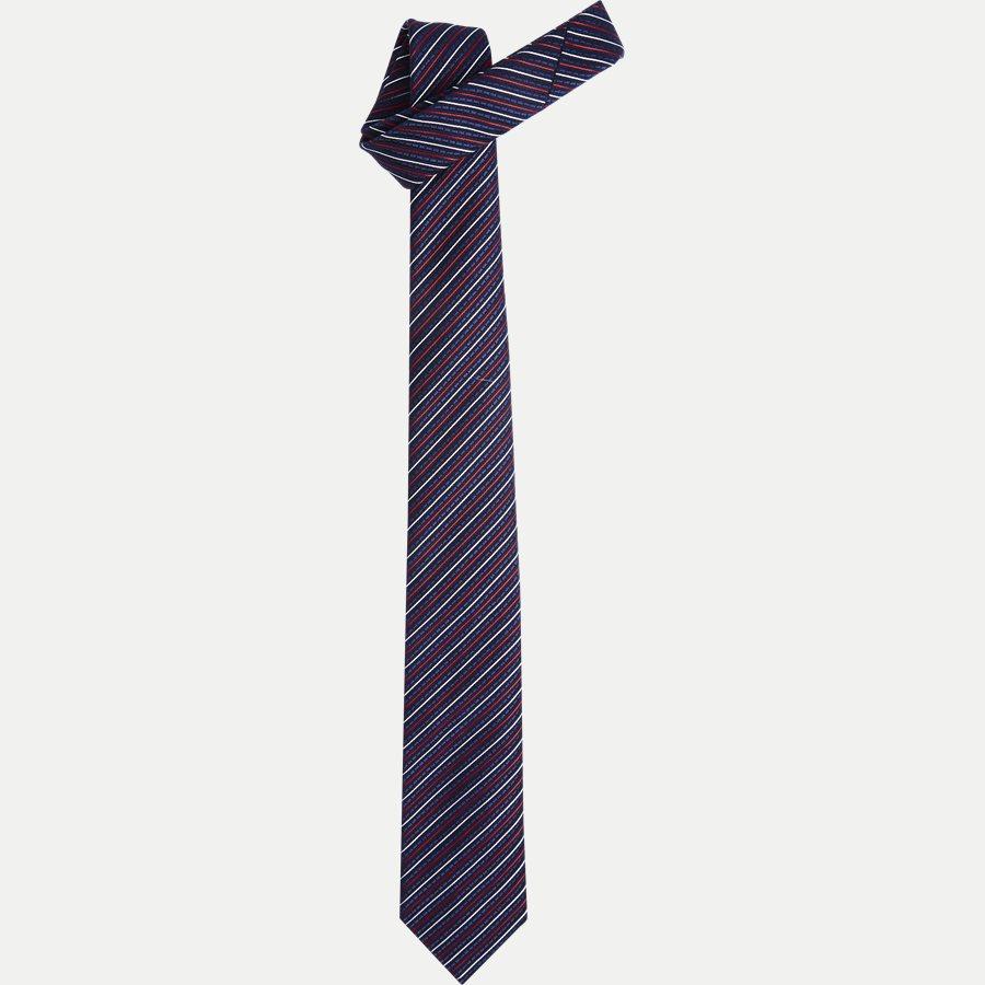 50310965 - Krawatten - BLÅ - 1