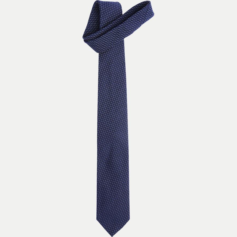50310968 - Krawatten - BLÅ - 1