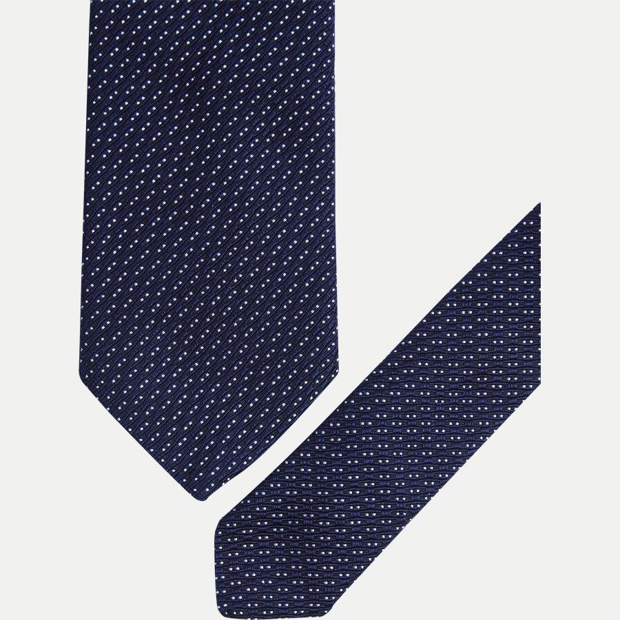 50310968 - Krawatten - BLÅ - 2
