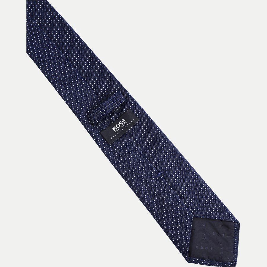 50310968 - Krawatten - BLÅ - 3