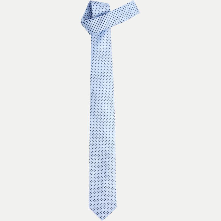50311444 - Krawatten - BLÅ - 1
