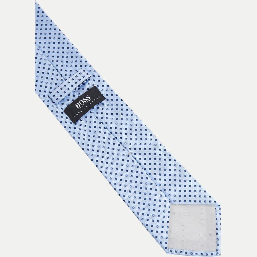 50311444 - Krawatten - BLÅ - 3