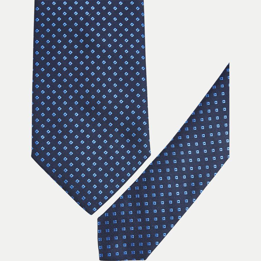 50311444 - Krawatten - NAVY - 2