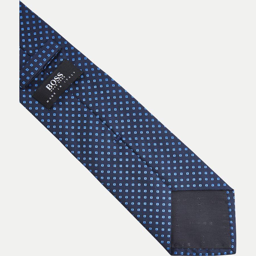 50311444 - Krawatten - NAVY - 3