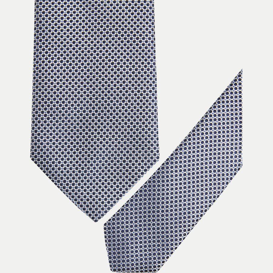 50311449 - Krawatten - BLÅ - 2