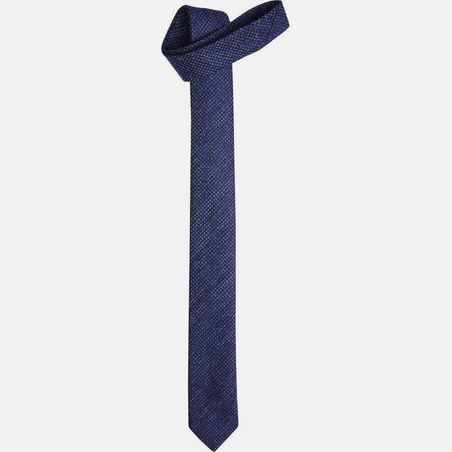 50310988 - Krawatten - BLÅ - 1