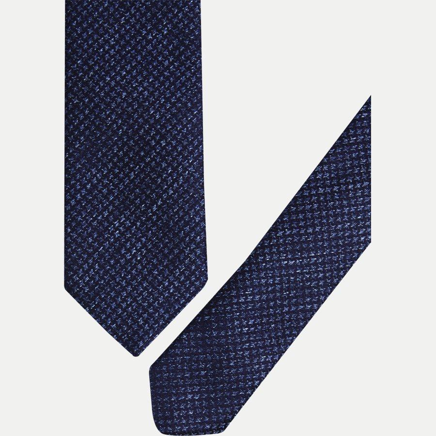 50310988 - Krawatten - BLÅ - 2