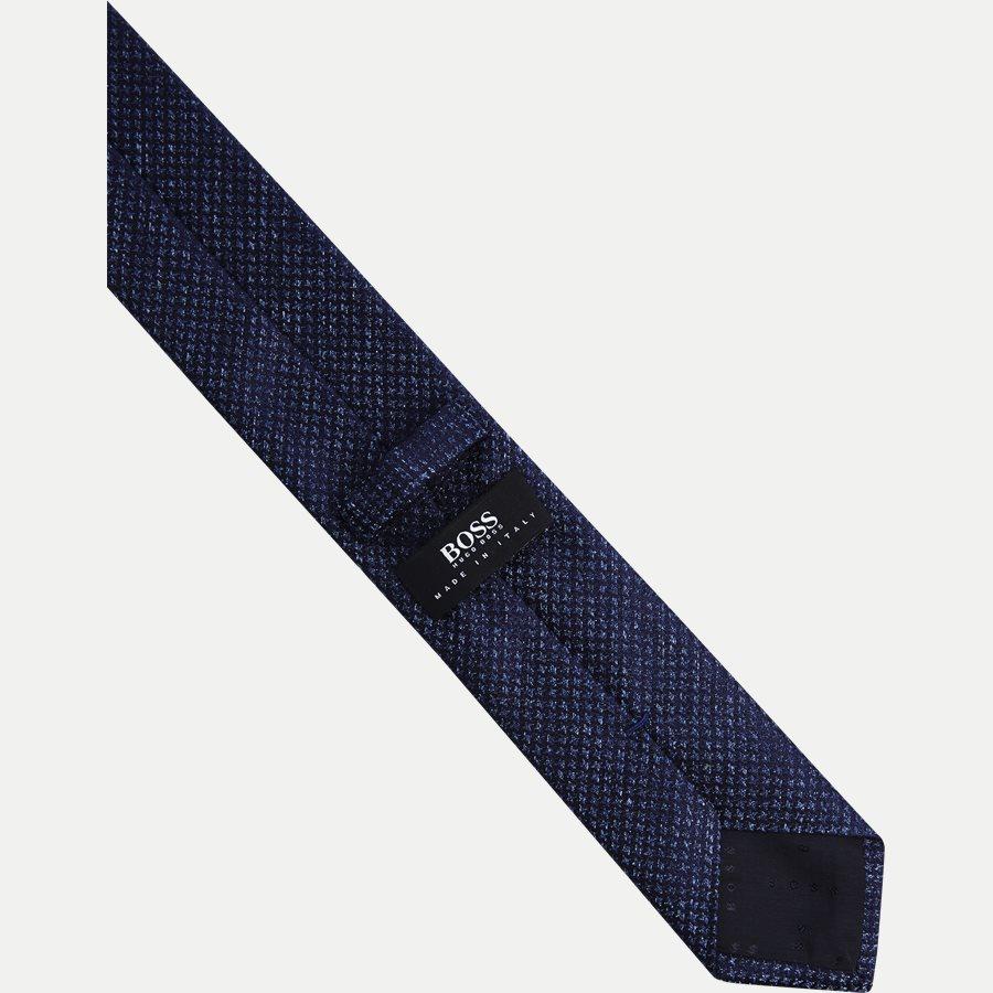 50310988 - Krawatten - BLÅ - 3