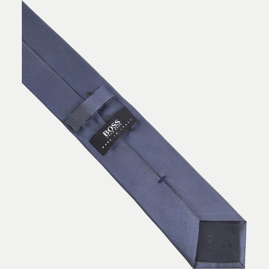 50310990 - Krawatten - NAVY - 3