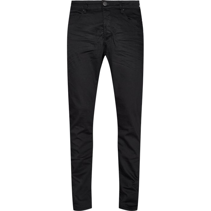 REY  - Jeans - Slim - Sort