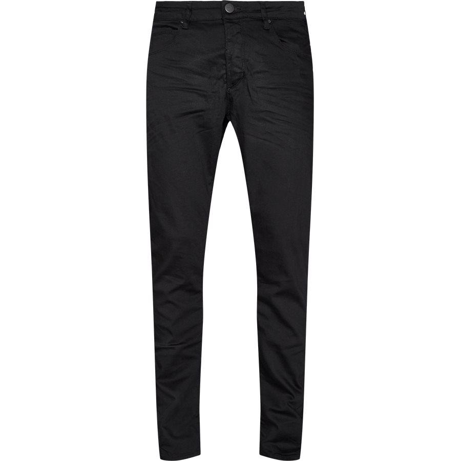 REY RS0775 - REY  - Jeans - Slim - SORT - 1
