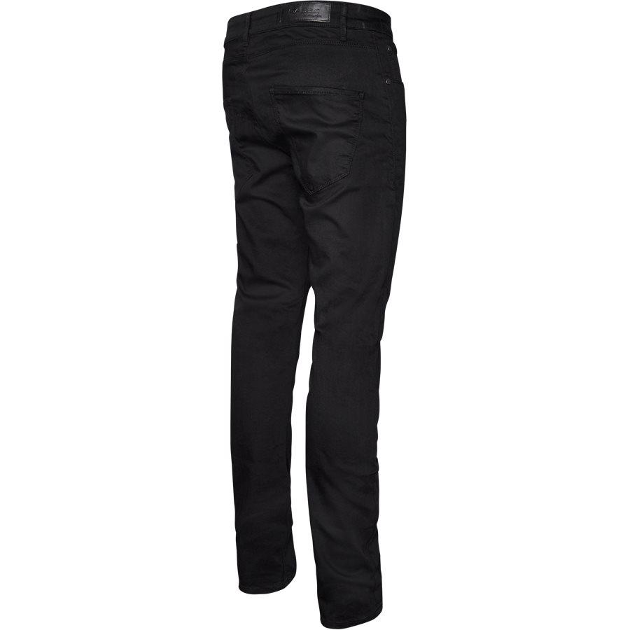 REY RS0775 - REY  - Jeans - Slim - SORT - 3