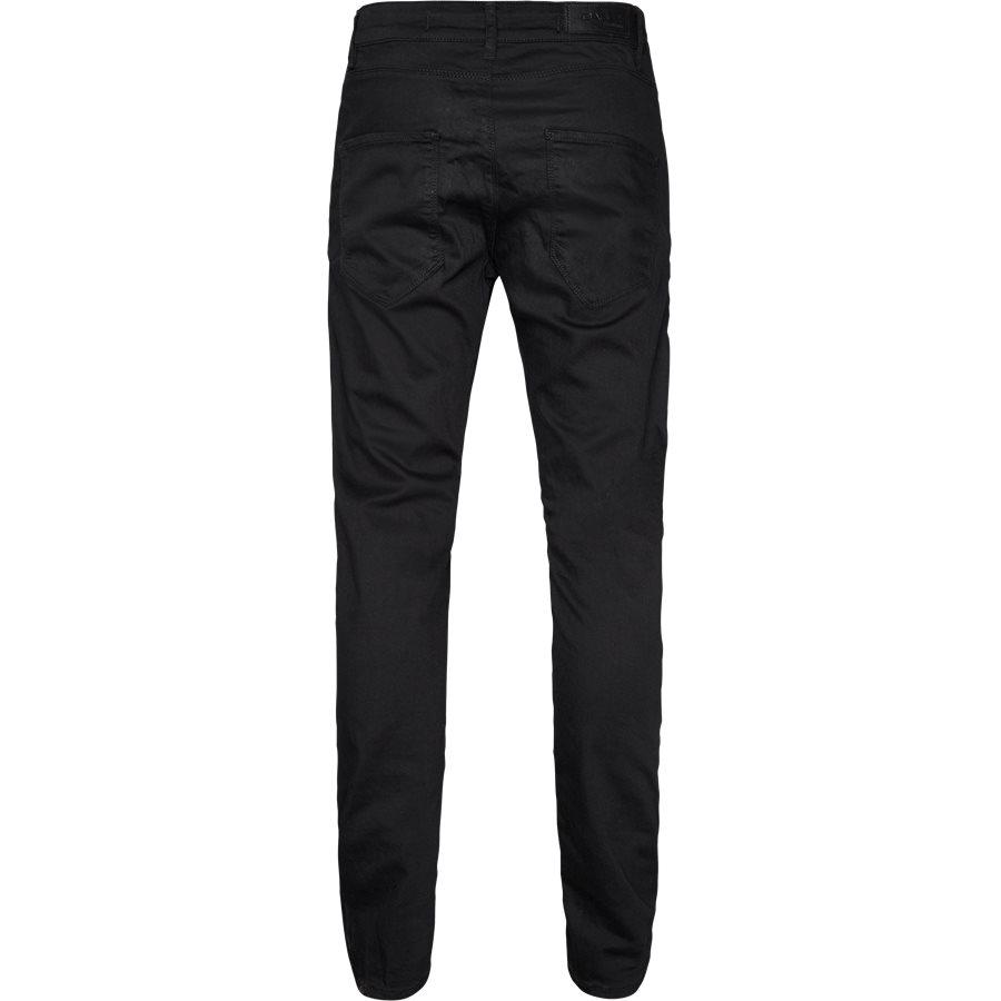 REY RS0775 - REY  - Jeans - Slim - SORT - 2
