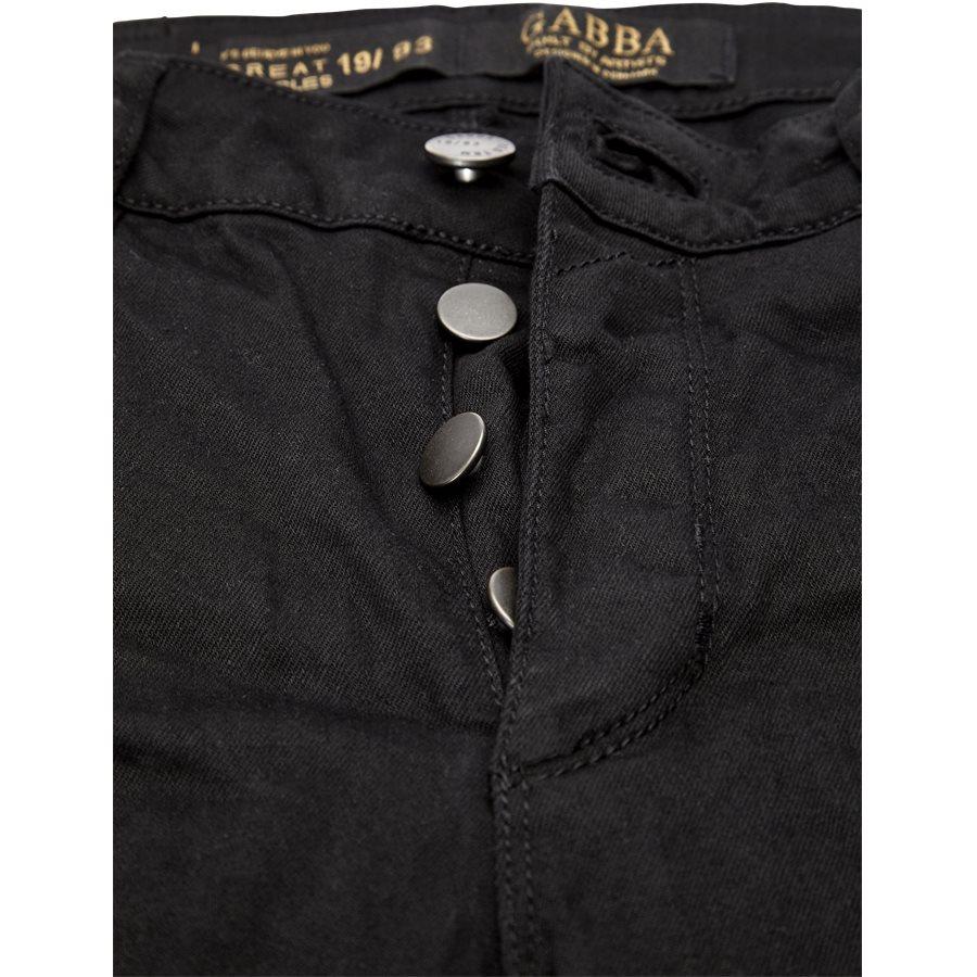 REY RS0775 - REY  - Jeans - Slim - SORT - 4