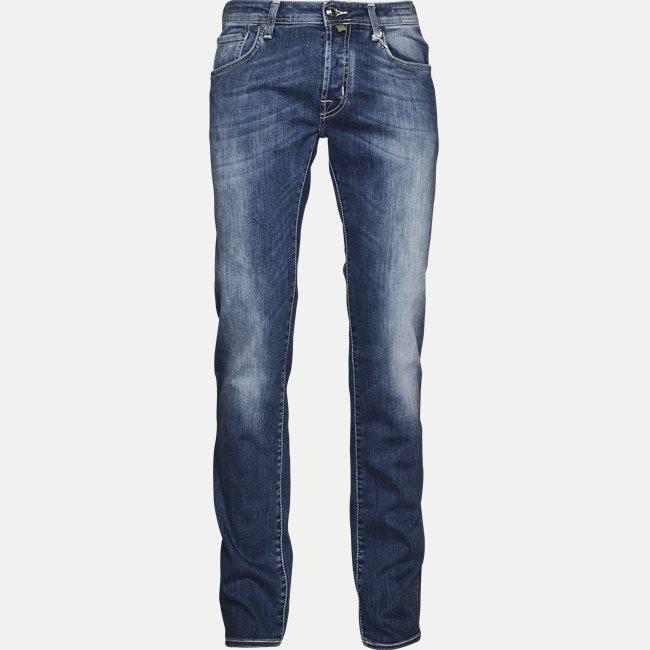 Håndlavet Jeans
