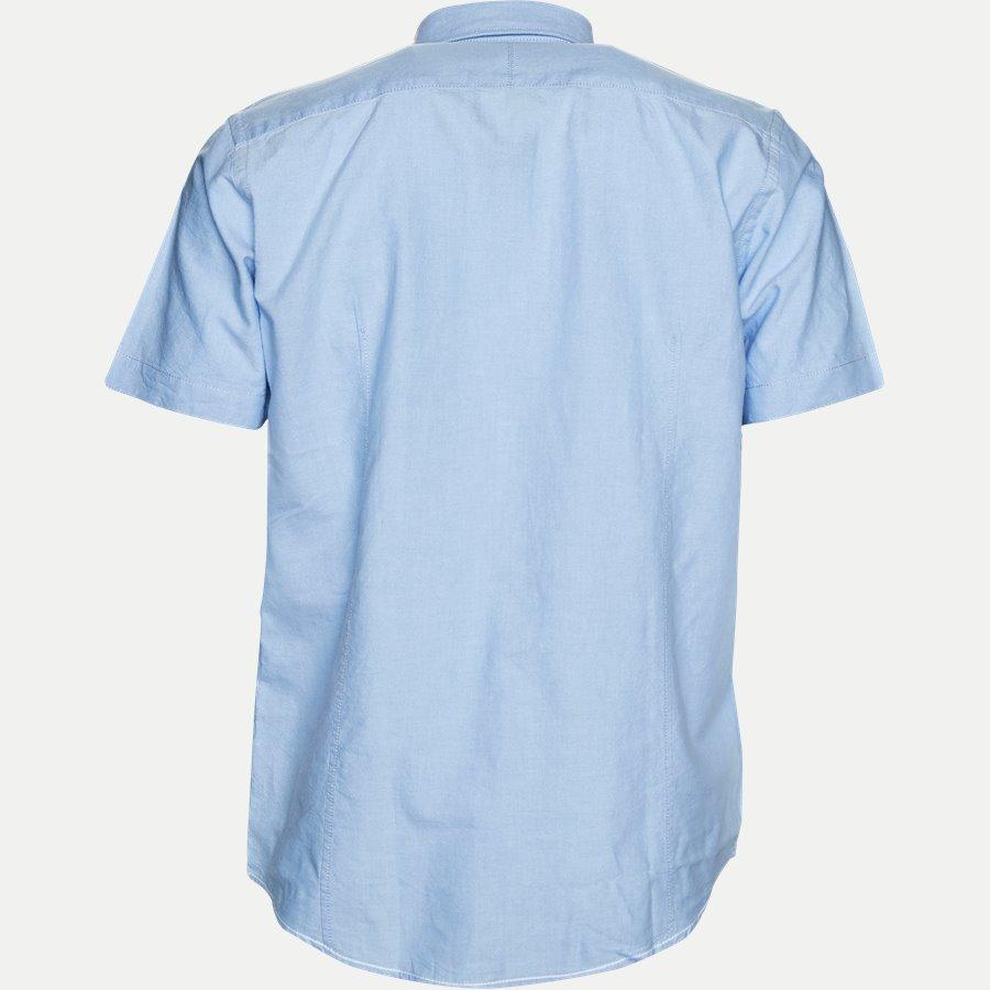 15107 32563 - Kortærmet Skjorte - Skjorter - Regular - LYSBLÅ - 2