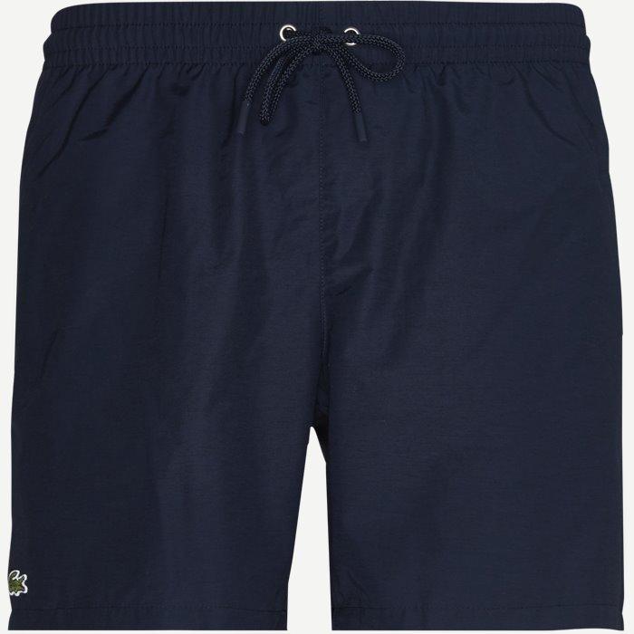 Teffeta Swimming Trunks - Shorts - Regular - Blå