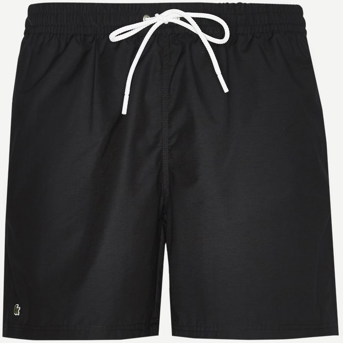 Teffeta Swimming Trunks - Shorts - Regular - Sort