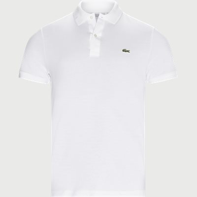 Slim fit | T-Shirts | Weiß
