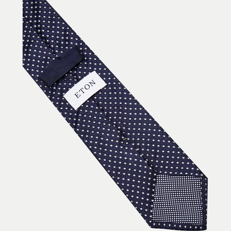 A000 20121 - Krawatten - BLÅ - 3