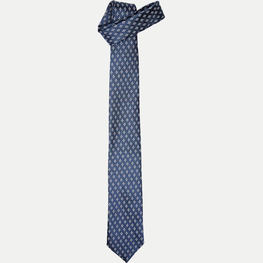 A000 20402 - Krawatten - BLÅ - 4