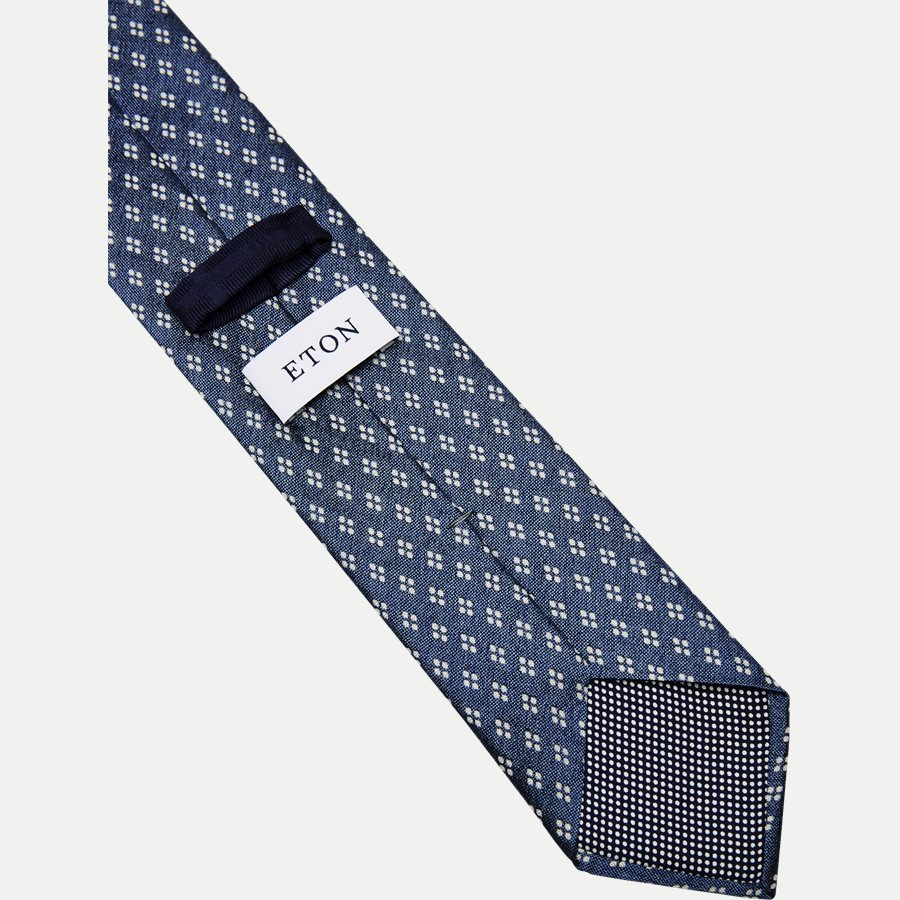 A000 20402 - Krawatten - BLÅ - 3