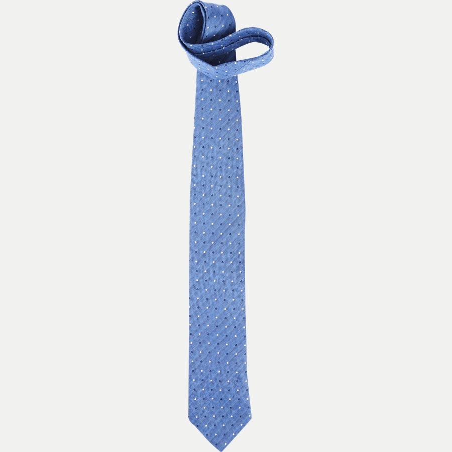 A000 20406 - Krawatten - NAVY - 1