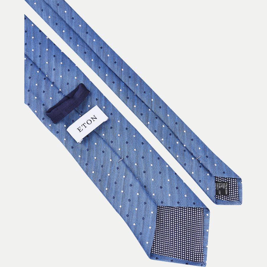 A000 20406 - Krawatten - NAVY - 3