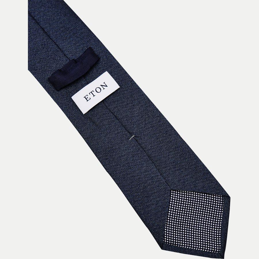 A000 20424 - Krawatten - BLÅ - 3