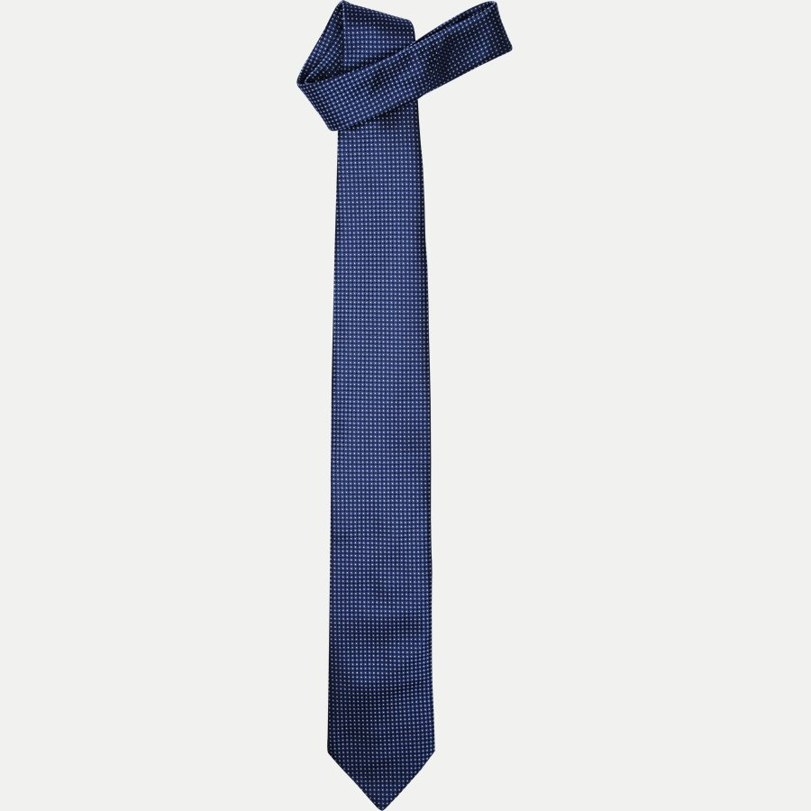 A000 20426 - Krawatten - BLÅ - 1