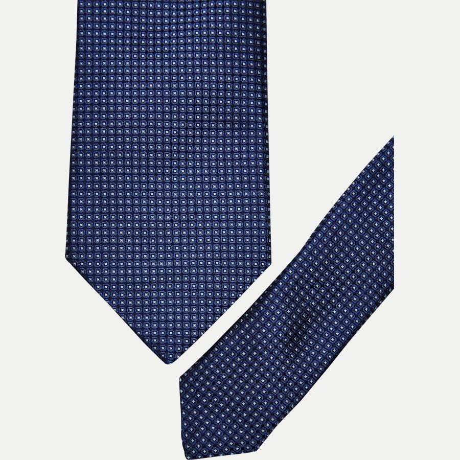 A000 20426 - Krawatten - BLÅ - 2
