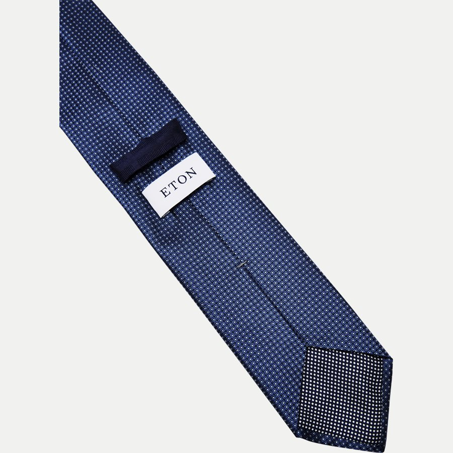 A000 20426 - Krawatten - BLÅ - 3